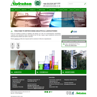 Envirochem Analytical Laboratories, powered by Cosmos®
