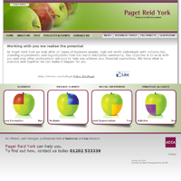 Paget Reid York Chartered Accountants, powered by Cosmos®