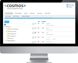 Cosmos Content Management System